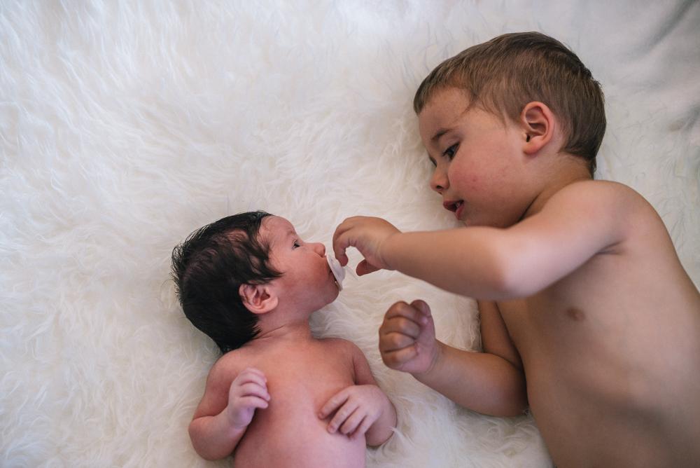 Newborn, Guille 10 días