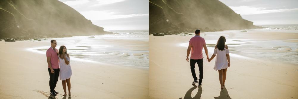 Preboda en la playa, Asturias. Lady Selva Fotografía