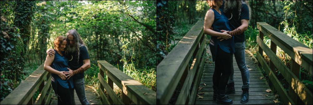 Preboda de tres en el botánico, Lady Selva Fotografía