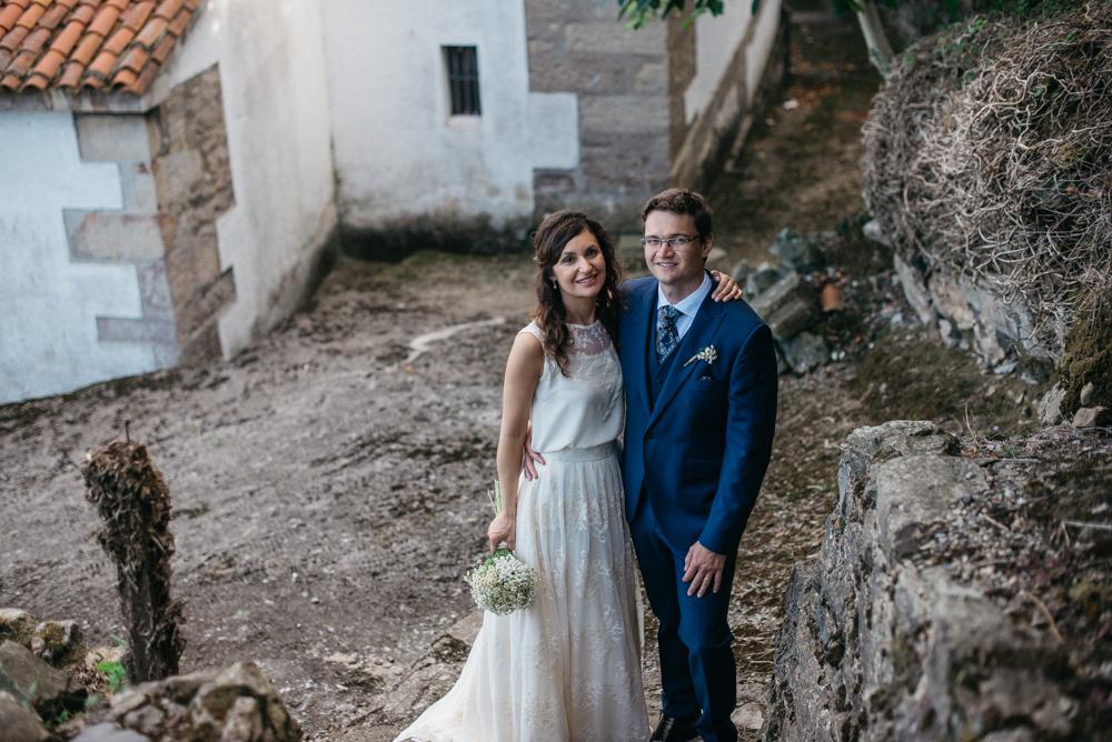 Boda internacional e intima, en Asturias