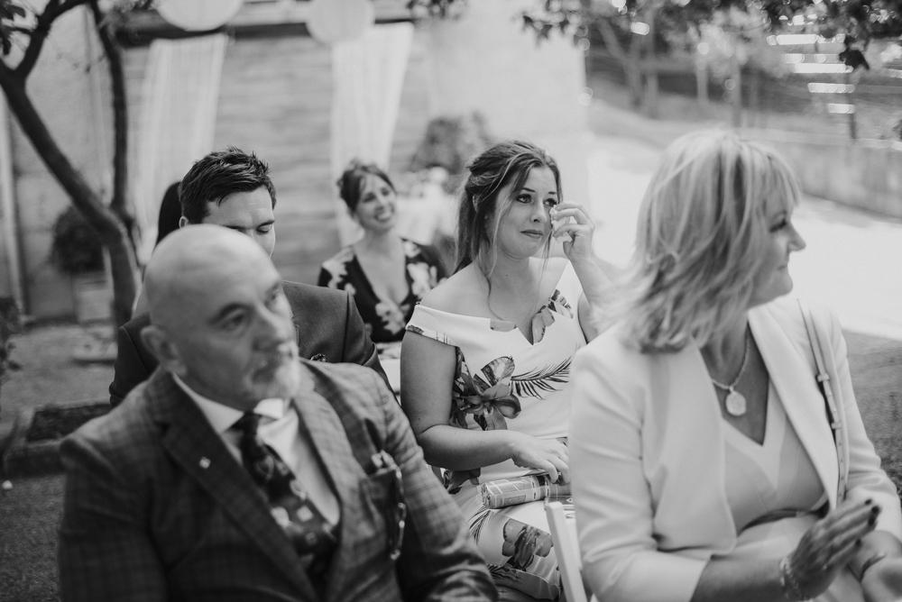 Emoción boda, Asturias